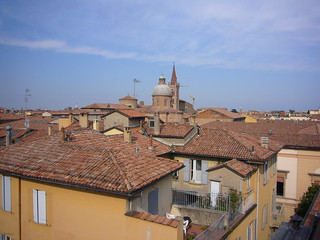 View from Hotel Touring roof terrace, Bologna | by WiggyToo