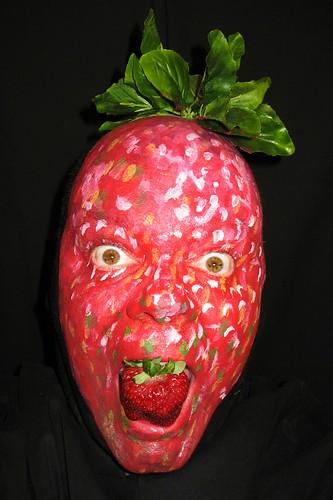#92. 365. Strawberry Nibbler!