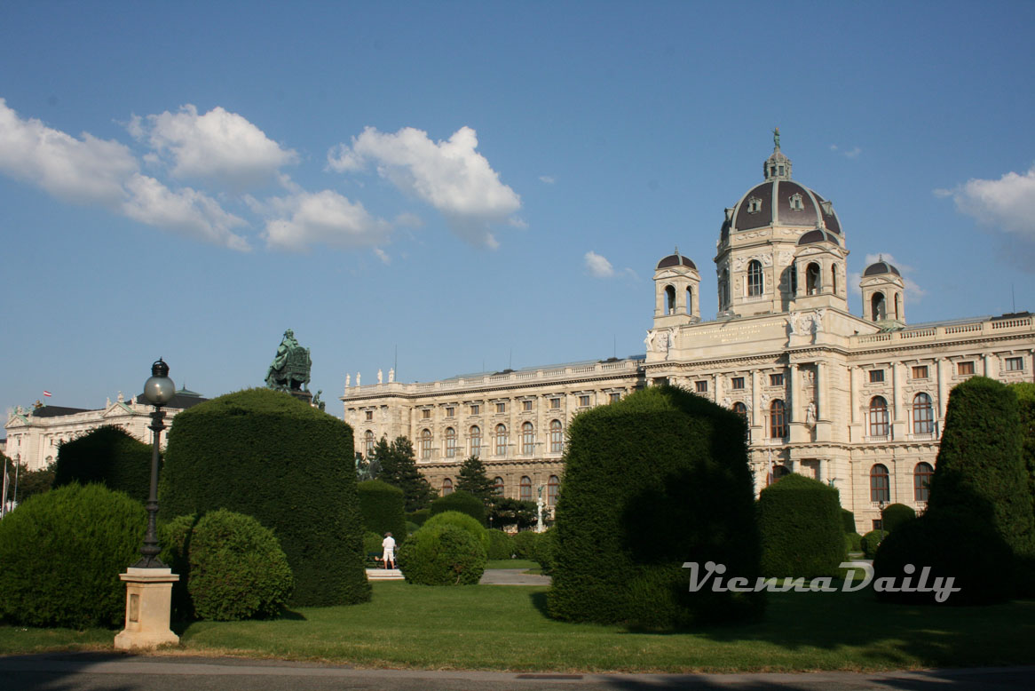Enjoy a Trip to the Museum, Natural History Museum Vienna