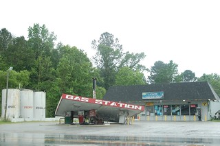 Chinquapin Gas Station 3 | by Rob Bellinger