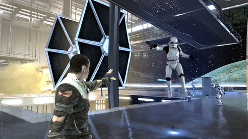 Star Wars The Force Unleashed | by gamesweasel