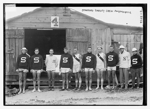 Stanford University crew - Poughkeepsie  (LOC) | by The Library of Congress