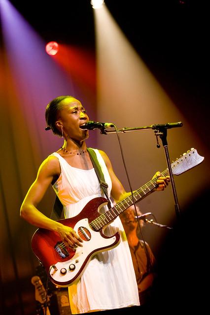rokia traoré festival de marne 2008 #1