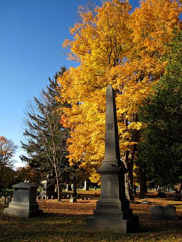 Oakwood Cemetery - Troy, NY - 17 | by sebastien.barre