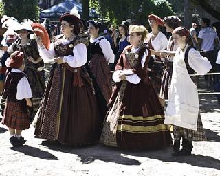 Texas Renaissance Festival Costume   by AMWRanes