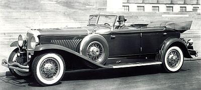 Auburn Cord Duesenberg (James Cagney) | Mark Davids | Flickr