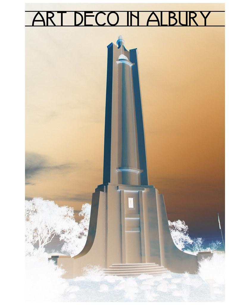 Art Deco Concept Art