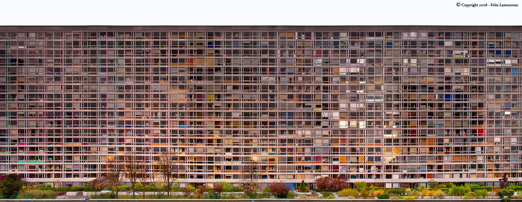 Gursky's Montparnasse revisited by flamouroux