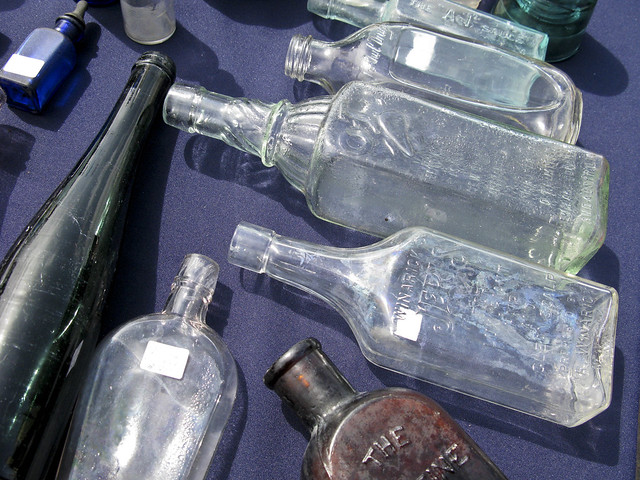 Bottles of air