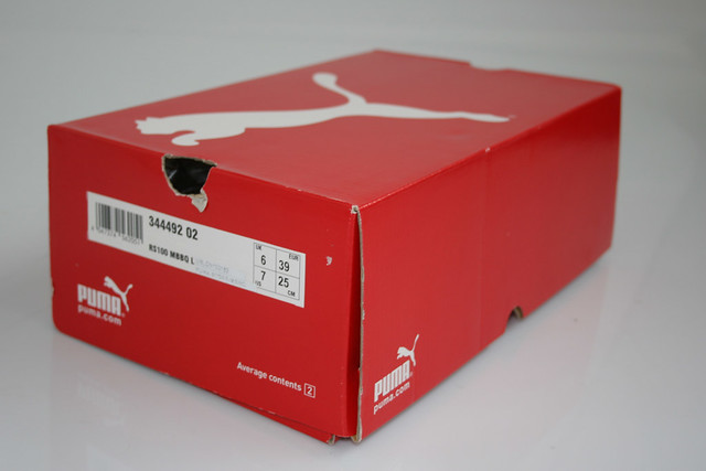 predominante calidad de marca oferta especial my custom puma trainers - packaging | The experience of the … | Flickr