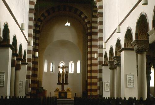 Hildesheim - Michaeliskirche Interior