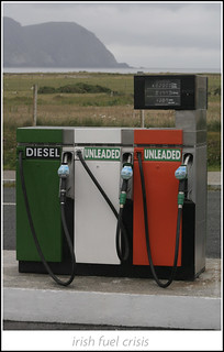 Irish fuel crisis | by mac_filko