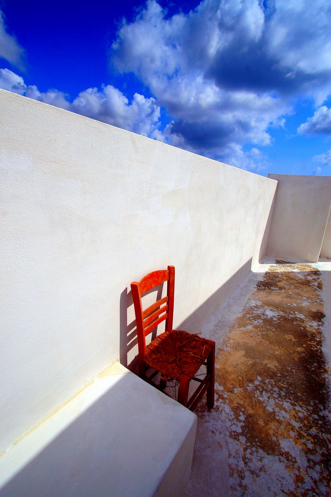Remarkable Red Chair And White Wall White Wall Red Straw Wooden Chai Pabps2019 Chair Design Images Pabps2019Com