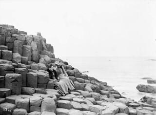 Wishing Chair - Giant's Causeway / Wishing Chair, Chaussée des Géants