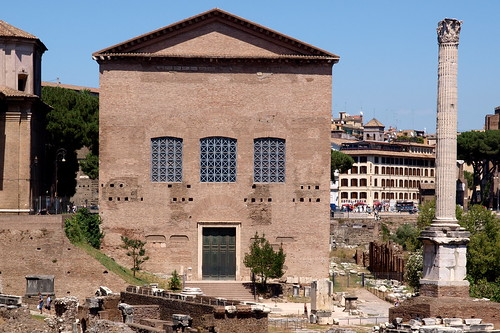 Curia Julia, Roman Forum | by lreed76