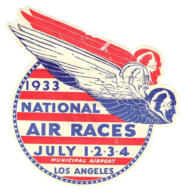 Air Races, 1933