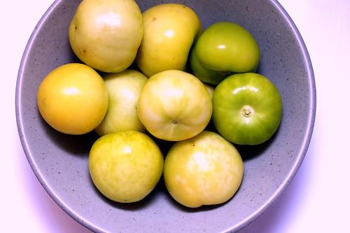 tomatillos | by smitten kitchen