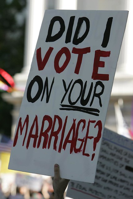 ... Proposition 8 Protest in Sacramento - by ProComKelly