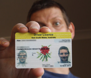 12/11/2008 (Day 2.317) - Licence To Drive   by Kaptain Kobold