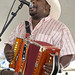 Jeffery Broussard and the Creole Cowboys at 2008 Festivals Acadiens et Créoles