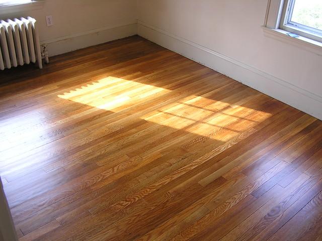 Nice floors!