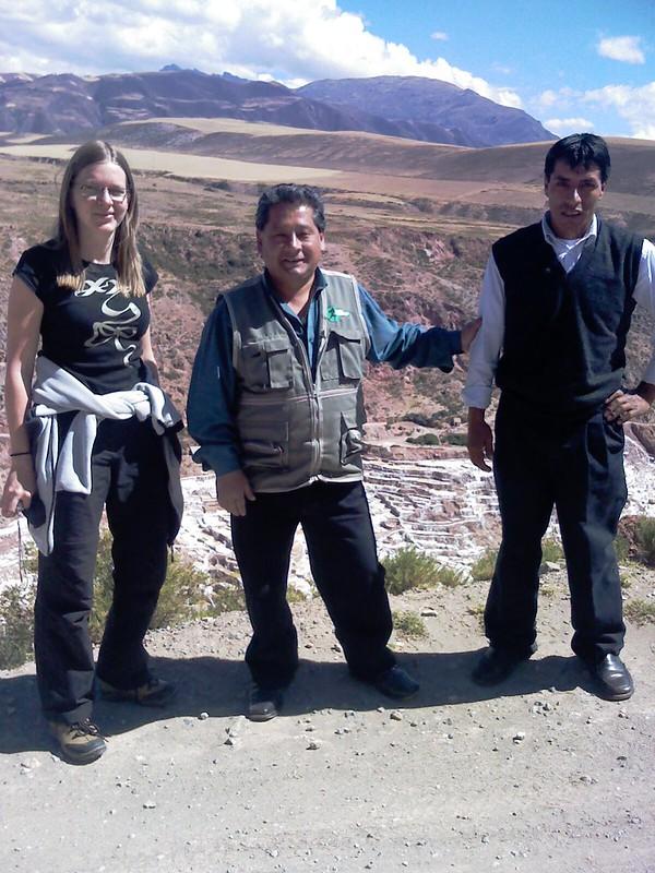 Private tour to Moray and Salinas
