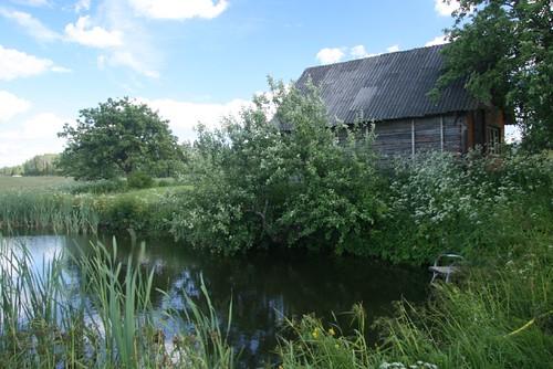 Sauna am Teich | by Lord Roetel