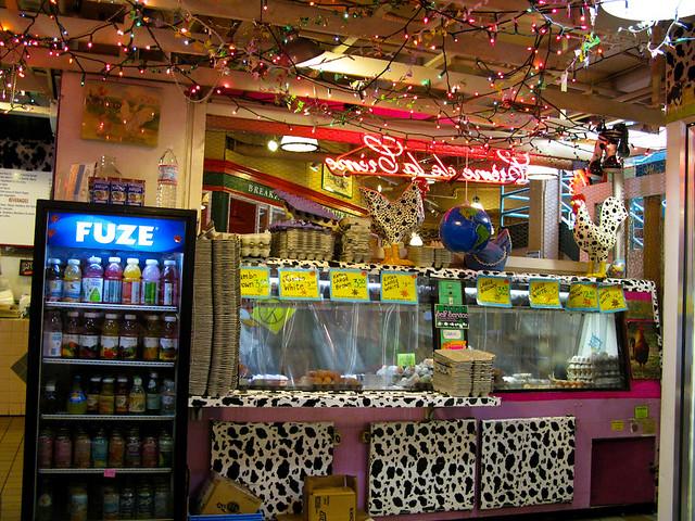 Pike Place Creamery