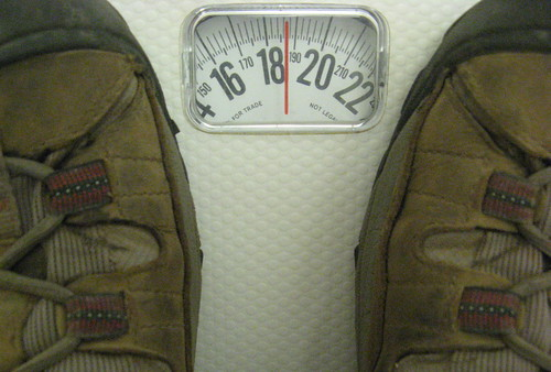 boots on scale | by busybeingborn