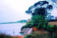 後湖(滿水位)
