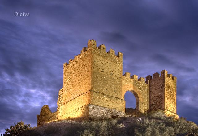 Señor del Desierto (Castillo de Tabernas - Almería)