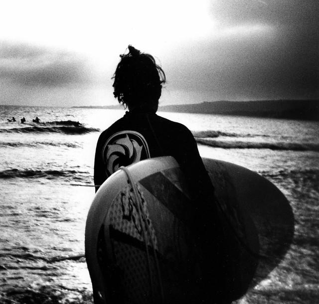 banzai beach - back portrait 1