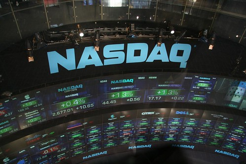 Nasdaq Take 3 | by bfishadow