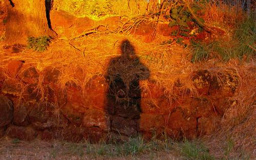 oregon sunrise rainbow pdx shadowman