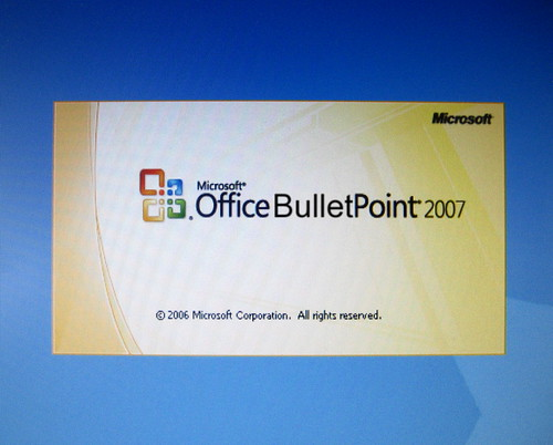 Microsoft Office BulletPoint | by s_p_a_c_e_m_a_n