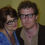 Tue, 24/07/2007 - 10:22am - Glen Hansard with Claudia Marshall at WFUV