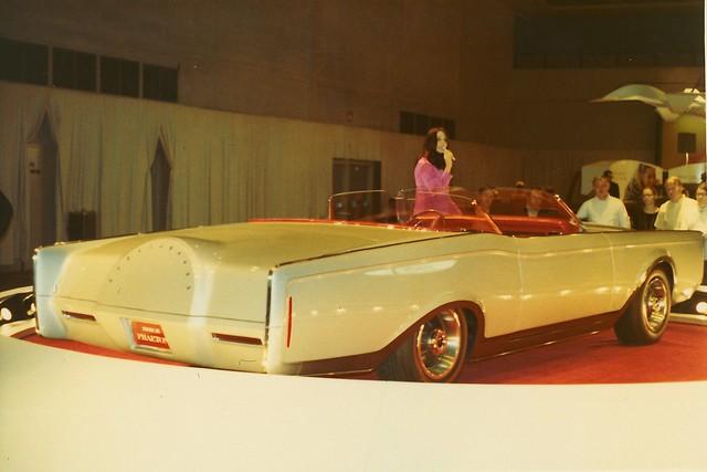 1970 Mark III Phaeton