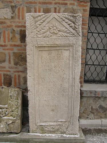Roman Stele | by Klearchos Kapoutsis