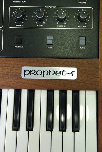 Sequential Circuits Prophet-5 | by dѧvid
