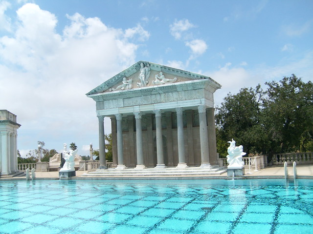 Hearst Castle Neptune Pool