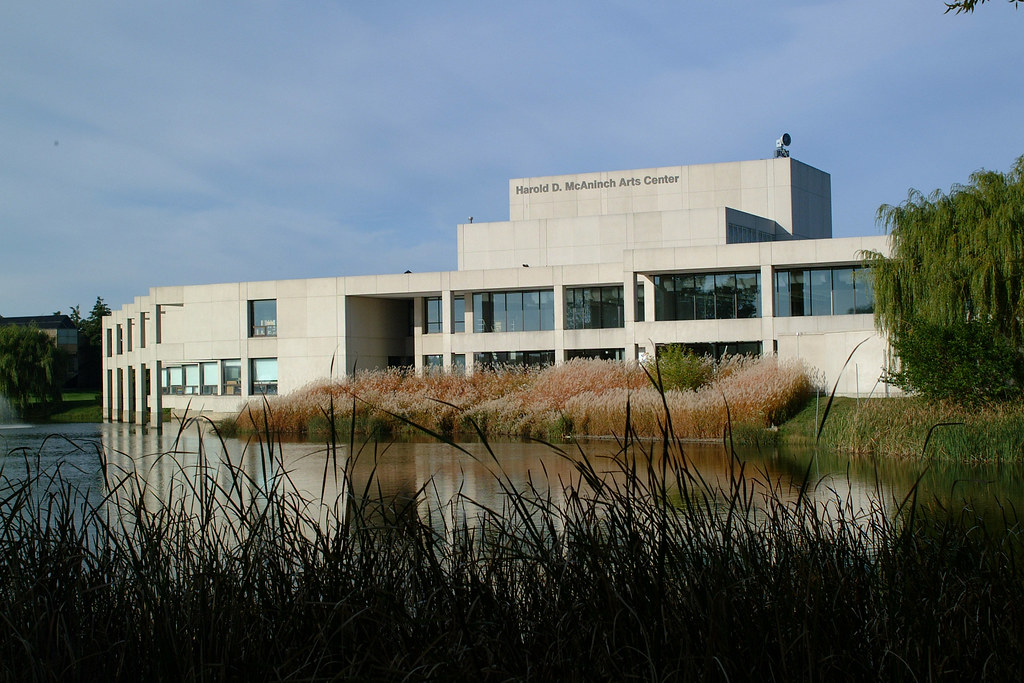 The Harold D. McAninch Arts Center