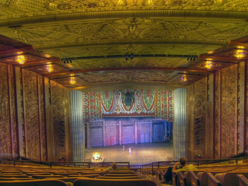 Paramount Theatre Oakland Ca 2025 Broadway Oakland Ca Flickr