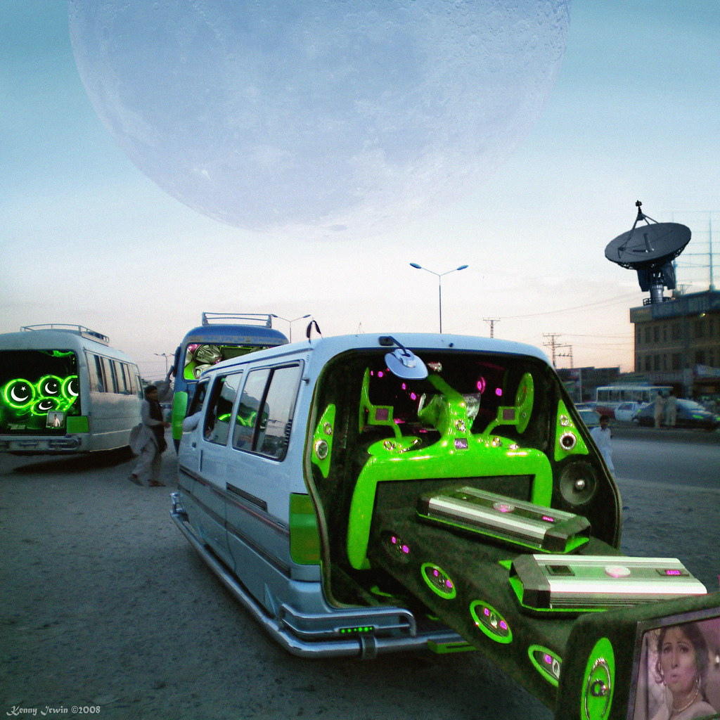 Ultra Cool Customized Pakistani Deep Bass Boom Music Hover… | Flickr