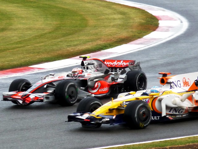 Overtaking in F1