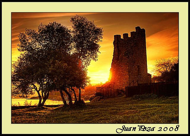 Torres del Oeste (Catoira) / West towers (Catoira)