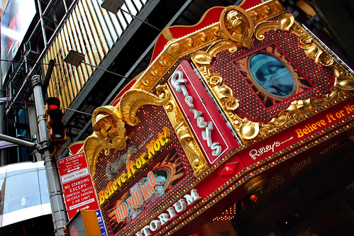 New York. West 42nd Street. Ripley's Museum | by Tomás Fano