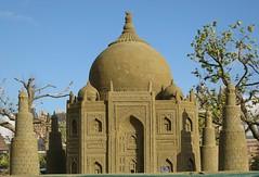 Taj Mahal @ Museumplain