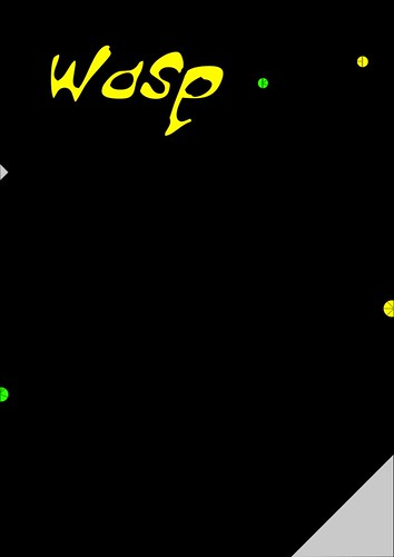 Wasp cp | by blue paper