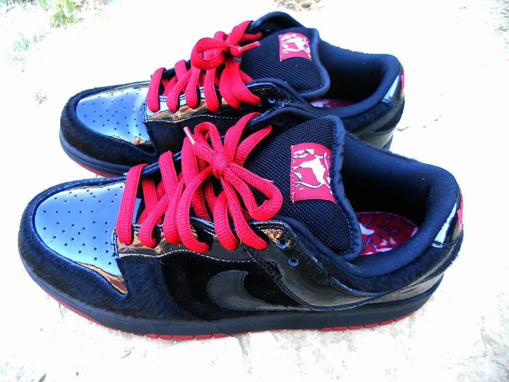 super popular 8d8b7 dd549 ... Nike Dunk Low Pro SB Italian Goodfellas