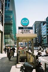 Nihonbashi Sta.